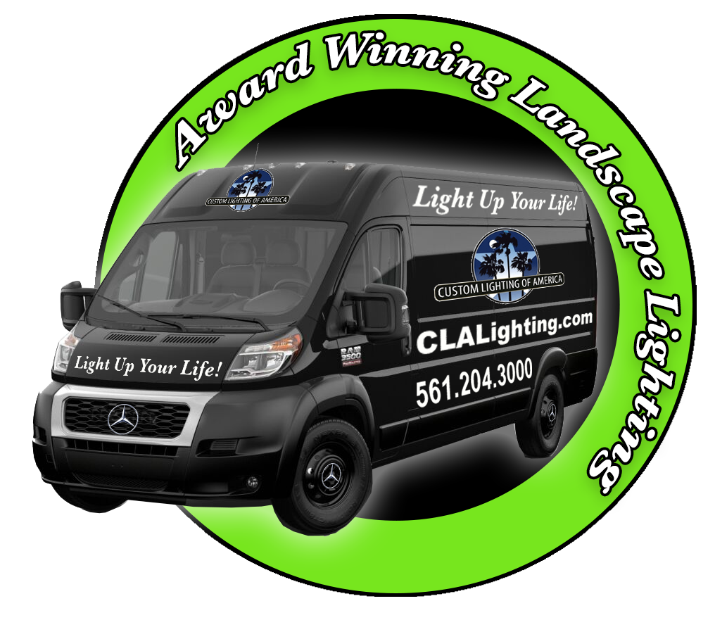 Custom Lighting of America Van
