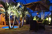 Transform Your Lanai with Landscape Lighting