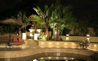 Swimming Pool Lighting Tips for Added Flair and Ambiance