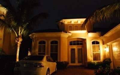 How to Light the Front of Your House. Tips and Types of Lighting.