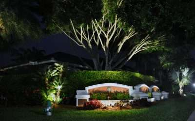 The Beauty of HOA Landscape Lighting Done Right with Artistry
