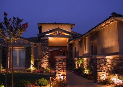 Palm Beach County Low Voltage Landscape Design